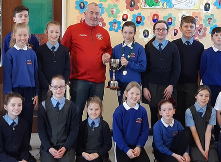 Gaynor Cup comes to Ballyheane