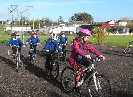 Cycling Safety Course 2018