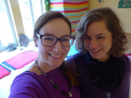 Ahnenkraft Seminar mit Marion & Sarah in Wien