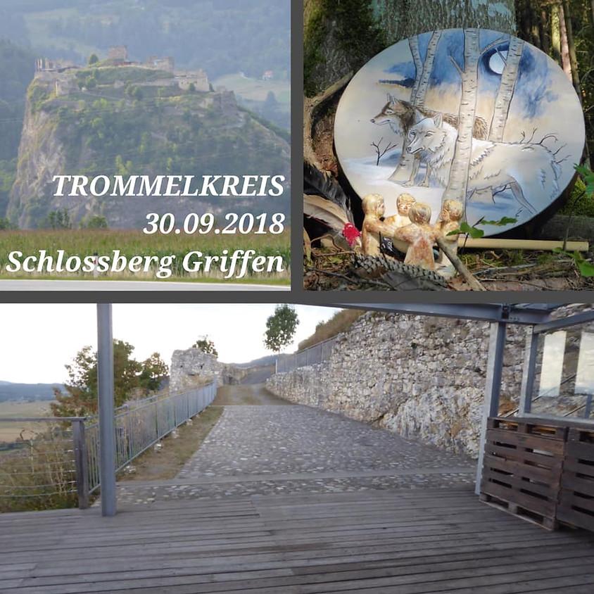 Trommelkreis am Schlossberg Griffen