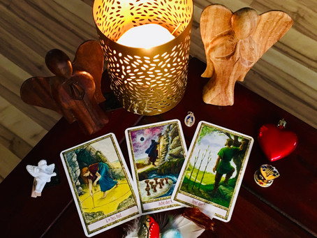 Erlebnisse mit den intuitiven Tarot-Kartenlegungen