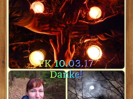 Frauenkreis - Frühlingserwachen & Dankbarkeit im Zauberwald