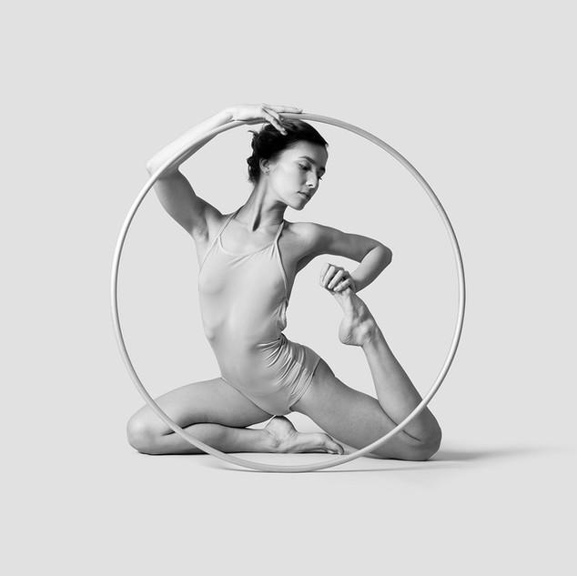 Tancerka z Hoop