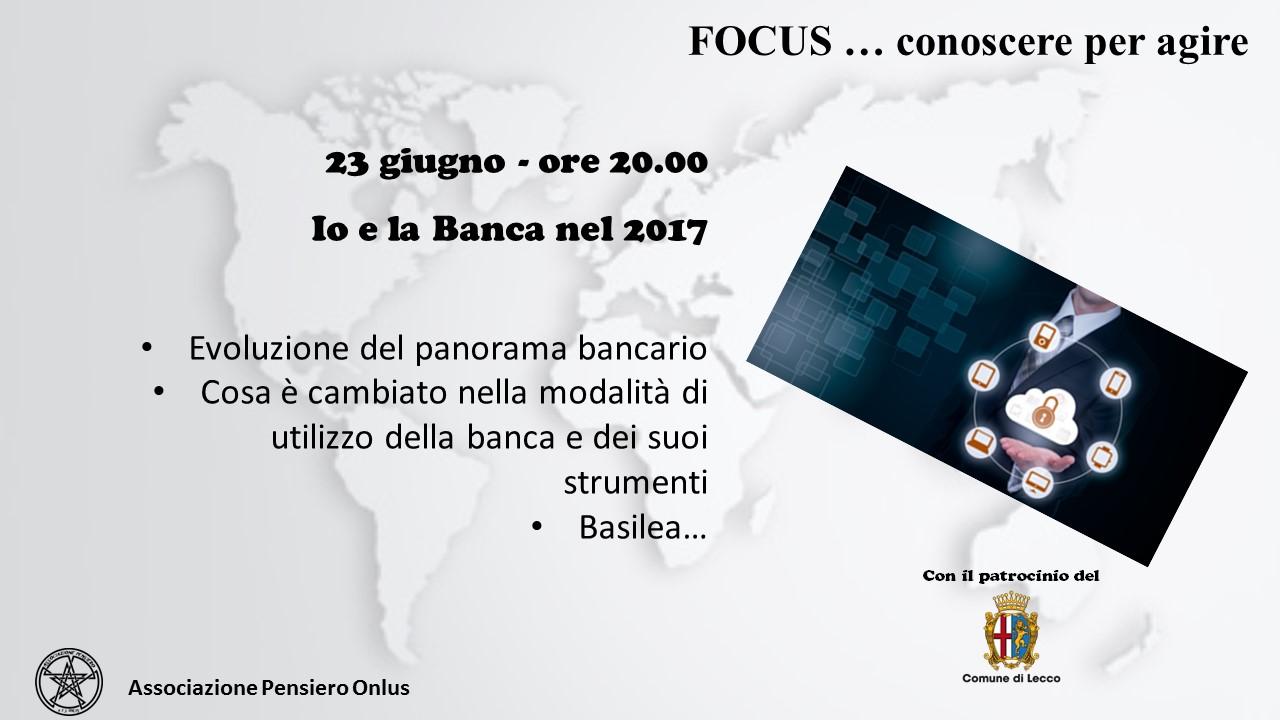 Focus Banche 23062017
