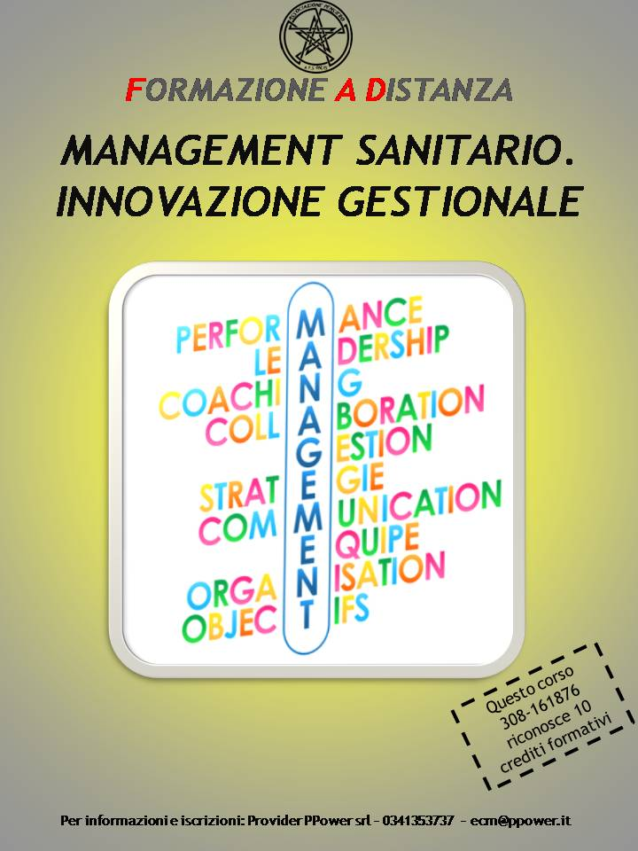 locandina management