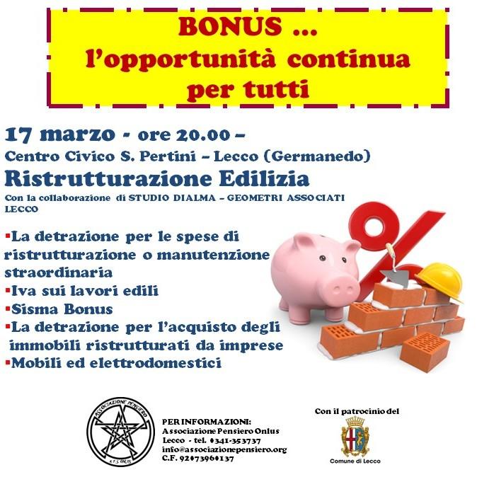 LOCANDINA bonus marzo aprile 2017 CON PATROCINIO