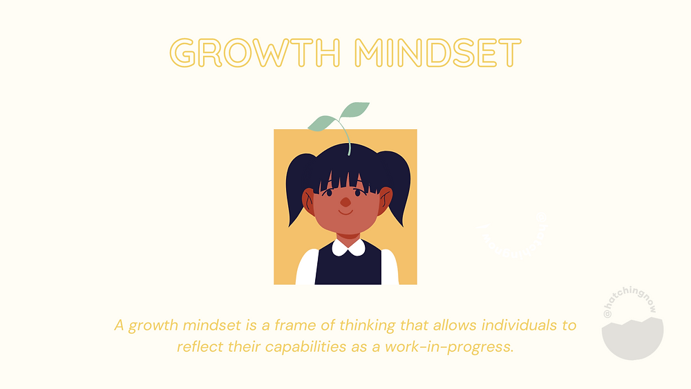 Growth mindset soft skills