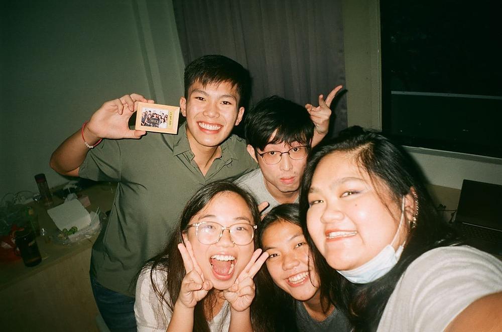 Hatch Singapore Marketing Team