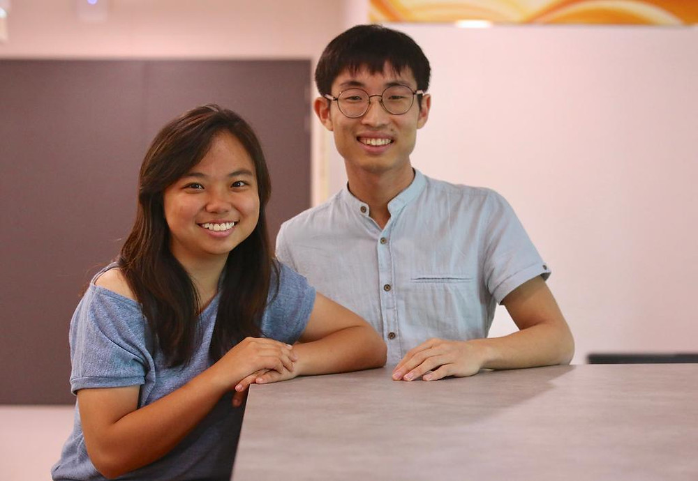 Victor Zhu and Yeoh Wan Qing, Founders of Hatch
