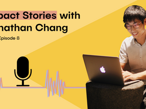 Press | Impact Stories With Jonathan Change – Vol. 1 Episode 8