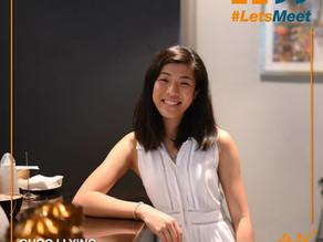 Press | MSFCares: Let's Meet Li Ying