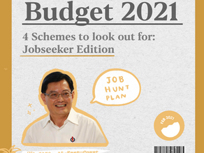Budget 2021 Highlights | 4 Must-Knows for Job Seekers