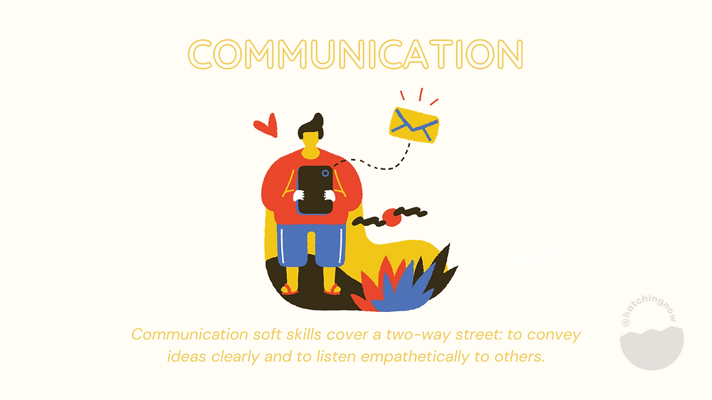Communication soft skills