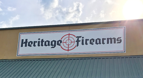 Heritage firearms, Heritage Firearm, Heritage Firearms INC