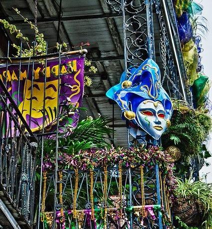 Mardis Gras, New Orleans