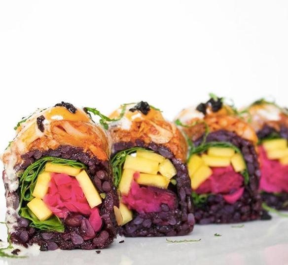 Summer Special Sushi