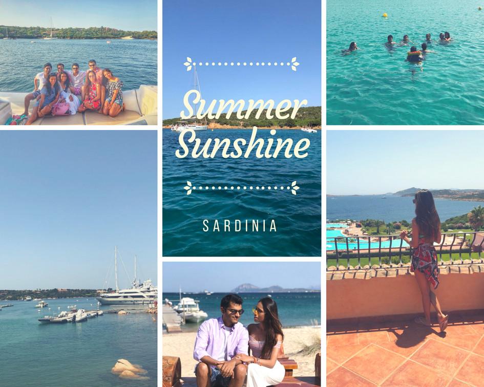 Sardinia Summer