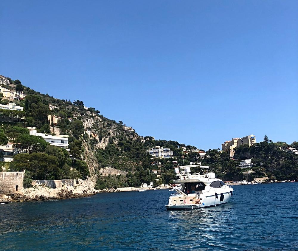Monaco by Sea