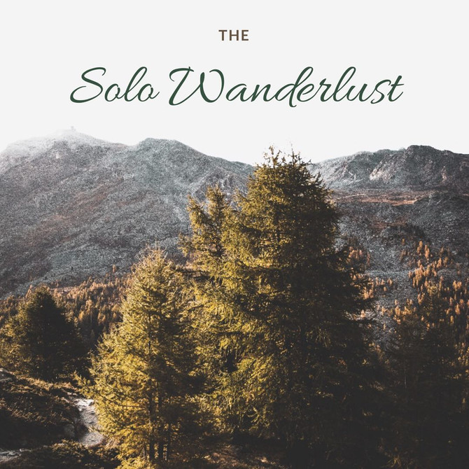 Solivagant: The Solo Wanderlust