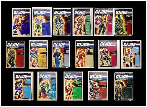 G. I. Joe Series 6 Master Set