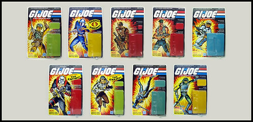 G. I. Joe Series 2 Master Set