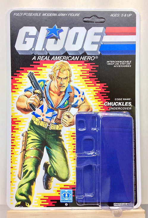 Resto Kit - G.I. Joe - Chuckles