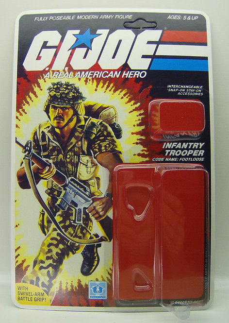 Resto Kit - G.I. Joe - Footloose