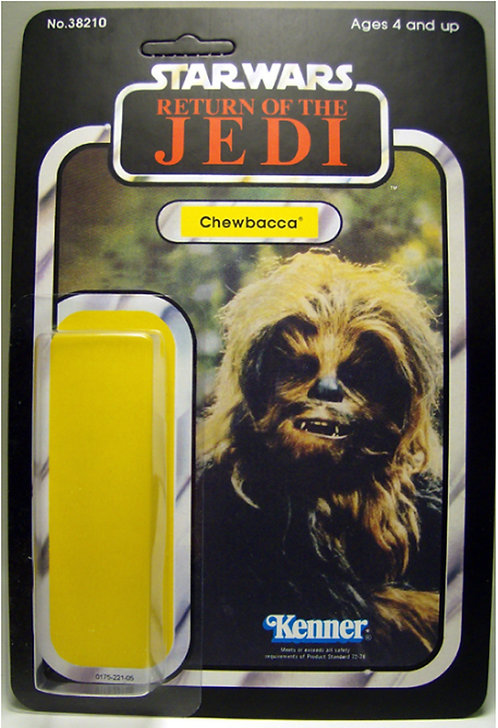 Resto Kit - Chewbacca - Alt ROTJ