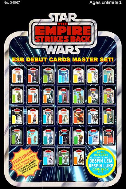 EMPIRE Debut Card Kits Master Set