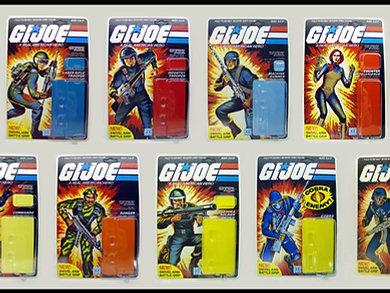 G. I. Joe Series 1.5 Swivel-arm Master Set