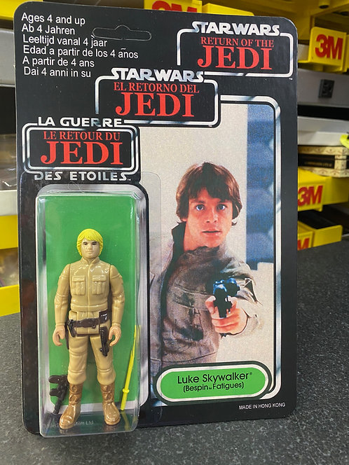 Luke Bespin Fatigues Tri-Logo Carded Recreation