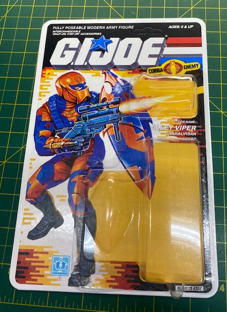 Resto Kit - G.I. Joe - Alley Viper