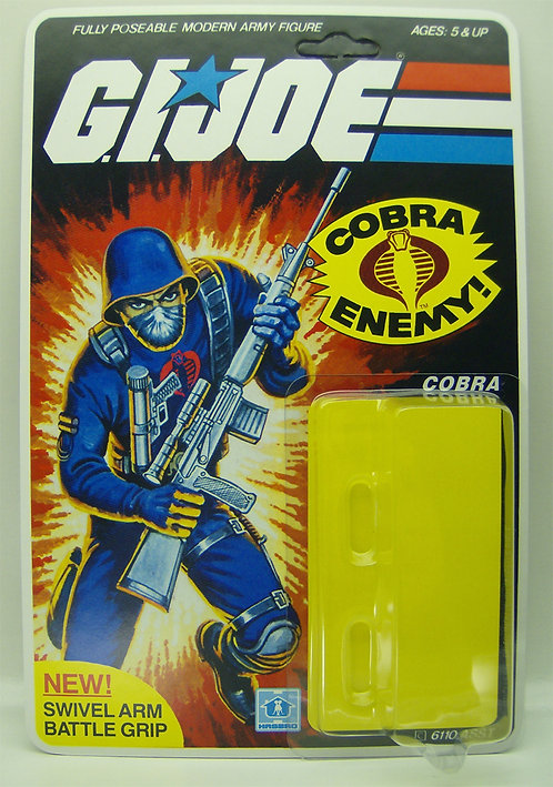 Resto Kit - G.I. Joe - Cobra Soldier - Swivel Arm