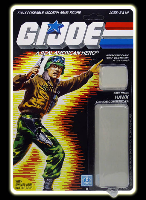 Resto Kit - G.I. Joe - Hawk