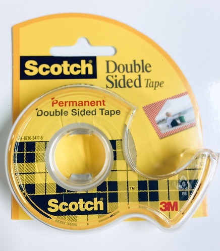 3M Double Sided Permanent Archival Tape