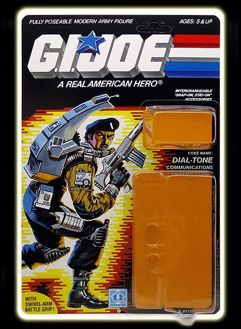 Resto Kit - G.I. Joe - Dial-Tone