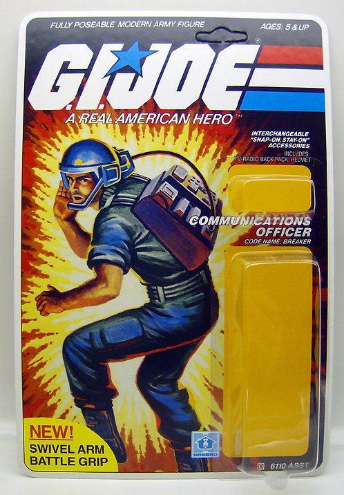 Resto Kit - G.I. Joe - Breaker - Swivel Arm