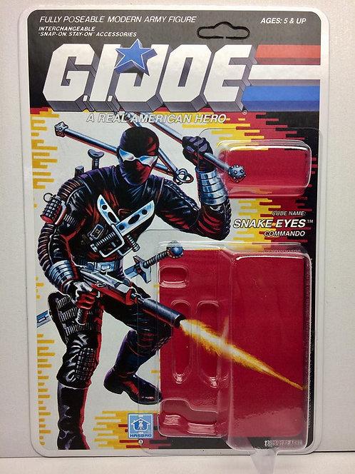 Resto Kit - G.I. Joe - Snake Eyes (V3)