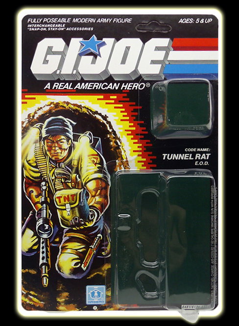 Resto Kit - G.I. Joe - Tunnel Rat