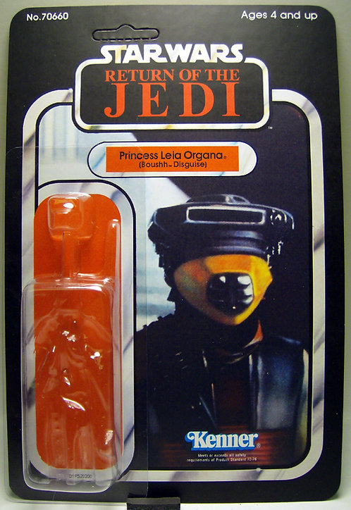 Resto Kit - Princess Leia Organa - Boushh Disguise
