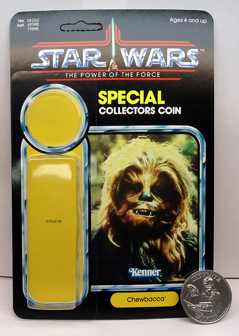 Resto Kit - Chewbacca - POTF