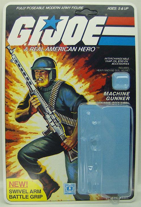 Resto Kit - G.I. Joe - Rock 'N Roll - Swivel Arm