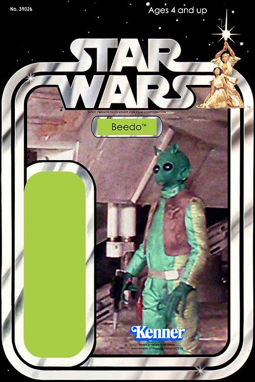 Beedo 21a Back Star Wars Custom