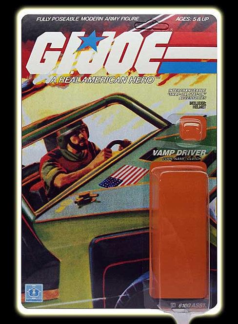 Resto Kit - G.I. Joe - Clutch - Straight Arm