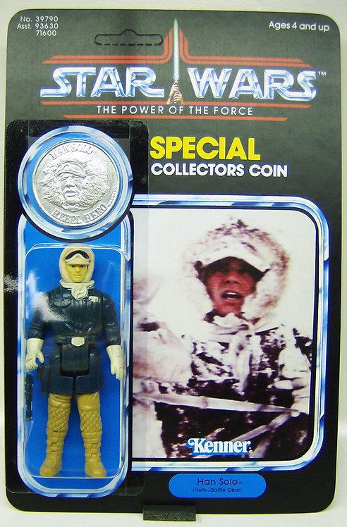 Han Hoth (Custom) - POTF 92 Back
