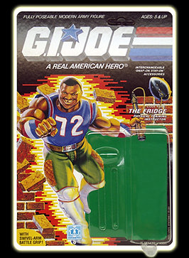Resto Kit - G.I. Joe - The Fridge