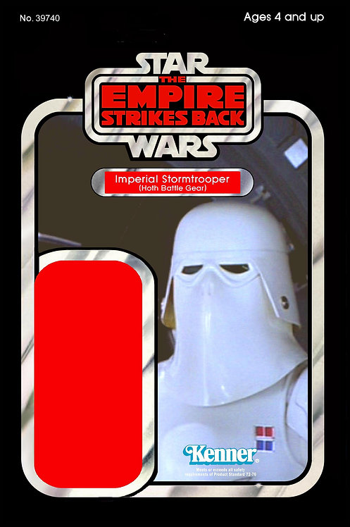 Imperial Snowtrooper ESB 41c Back Custom