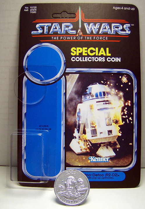 Resto Kit - Artoo-Detoo (R2-D2) - with Pop-Up Lightsaber