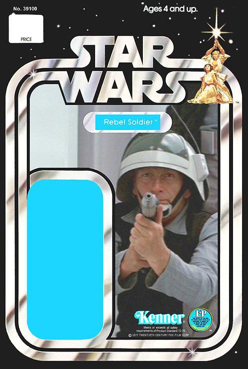 Rebel Soldier - Tantive IV 12a Back Star Wars Custom