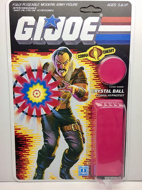 Resto Kit - G.I. Joe - Crystal Ball
